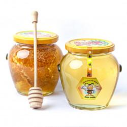 Pachet 1 Borcan cu miere...